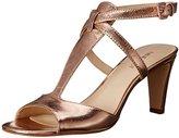 Nine West Women's Deara Metallic Dress Sandal