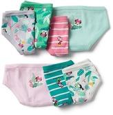 Gap babyGap | Disney Minnie Mouse days-of-the-week bikini briefs (7-pack)