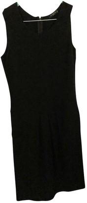 Etro Black Wool Dress for Women