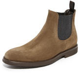 To Boot Charlton Suede Chelsea Boots