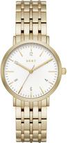 DKNY Minetta Gold Tone Watch