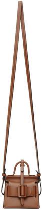 Boyy Brown Karl Charm Bag