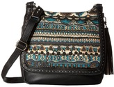 Sakroots Artist Circle Seni Flap Crossbody