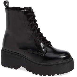 Jeffrey Campbell District Combat Boot
