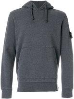 Stone Island classic hoodie - men - Cotton - S