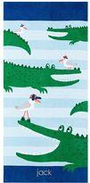 Pottery Barn Kids Alligator Kid Beach Towel