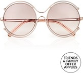 Chloé Isidora Round Sunglasses