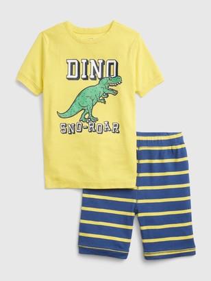 Gap Kids Dino PJ Set