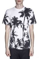 Golden Goose Deluxe Brand Palms Printed Cotton T-shirt