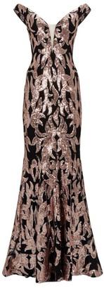 Jovani Sequin Baroque Gown