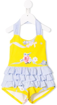 Lapin House Ruffle And Bow Body