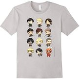 Ripple Junction Attack on Titan Chibi All Characters