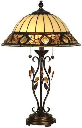 Dale Tiffany Pebble Stone Table Lamp