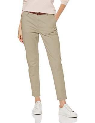 Scotch & Soda Maison Women's Regular Fit' Chino, Sold with A Belt Trouser,W29/L34 (Size: 29/34)