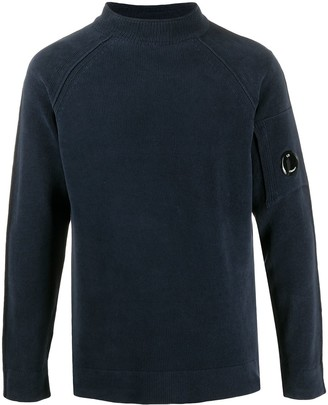 C.P. Company Sleeve Pocket Sweatshirt