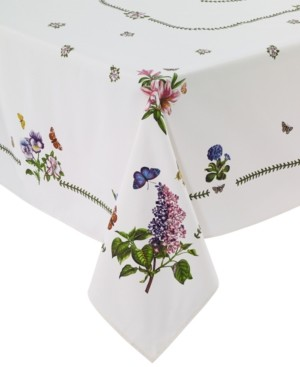 "Avanti Portmeirion Botanic Garden 60"" x 102"" Tablecloth"