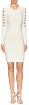 Bailey 44 Cut-Out Sleeve Bodycon Dress