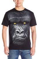 Liquid Blue Men's Majestic Gorilla T-Shirt