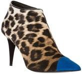 Giuseppe Zanotti Design leopard print bootie