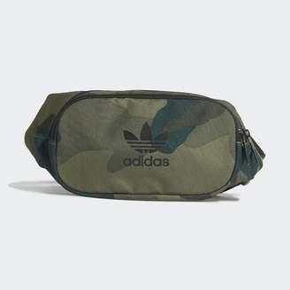 adidas Camo Waist Bag