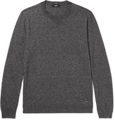 Hugo Boss - Ives Mélange Cotton Sweater