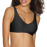 Hanes Smoothtec Comfortflex Fit Wireless Unlined Full Coverage Bra-Dhhb96