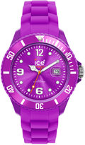Ice Watch Ice-Watch Watch, Women's Sili Forever Purple Silicone Strap 43mm 101972
