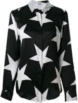 MSGM long sleeved star shirt