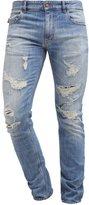 Love Moschino Slim Fit Jeans Lightblue Denim