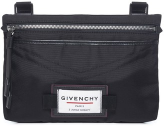 Givenchy Downtown Flat Cb Shoulder Bag