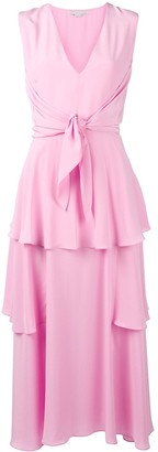 Stella McCartney Tiered Evening Dress