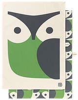Orla Kiely Owl Tea Towel, Pack of 2