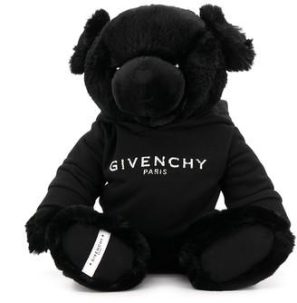 Givenchy Kids Logo Bear Soft Toy