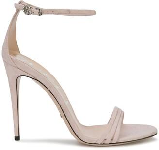 Gucci suede 110 sandals