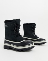 Sorel SOREL Caribou snow boot in black
