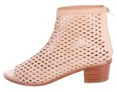 Loeffler Randall Lone Perforated Ankle Boots