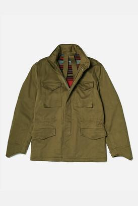 MHI Maha Olive Mil M65 Jacket Maha