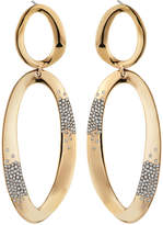 Ippolita 18K Rose Gold Cherish Large Snowman Earrings