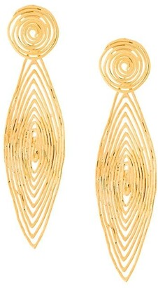 Gas Bijoux 'Longwave' small size earrings