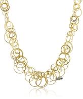 Orlando Orlandini Scintille - Diamond 18K Yellow Gold Chain Necklace