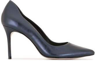 Schutz Cloud metallic pumps