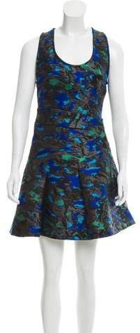 Proenza Schouler Sleeveless Jacquard Dress w/ Tags