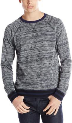 Threads 4 Thought Men's Bayside Terry Crew Sweatshirt