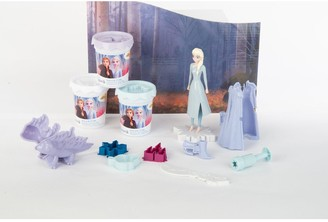 Disney Frozen Frozen 2 Anna and Elsa Dough Set