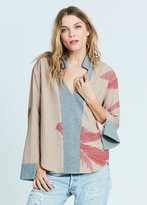 Karen Zambos Feather Bennett Blouse