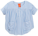 Joe Fresh Striped Blouse (Big Girls)