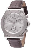 Salvatore Ferragamo 1898 Collection FF3820015 Men's Stainless Steel Quartz Watch