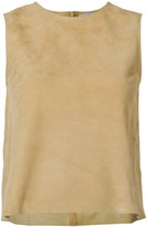 Vince sleeveless top - women - Lamb Skin - XS