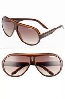 Eyewear 'Speedway' 63mm Aviator Sunglasses