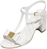 Cole Haan Women's Genessa II Patent Leather T-Strap Sandal